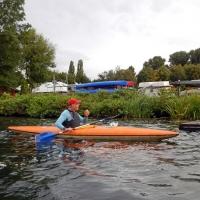 Unterbacher See ,,Freiwasserschwimmwettkampf