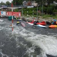 7.Trainingsfahrt Skakomkanal Hohenlimburg 16.07.2017