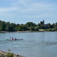 Gepäckfahrt auf dem Rhein vom 21.05 bis 23.05.20